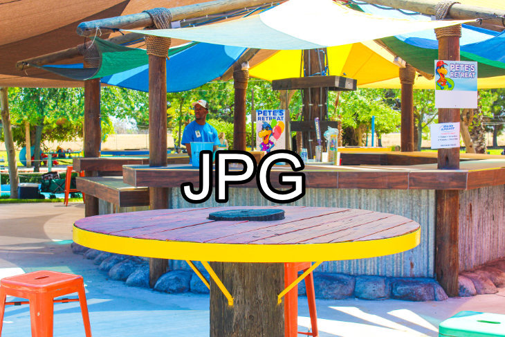 Jpeg Image comparison photo